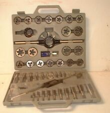 "45 PC Tap and Die Set  Sae to 1""  Warranty"