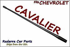 "FITS: 1982-2005 Chevy Cavalier - 13"" SHORT Custom Flexible Rubber Antenna Mast"