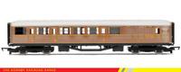 Hornby R4333 LNER Gresely Teak Brake Coach OO Gauge