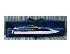 "RC Boat Carrier Boat Bag/Traxxas Spartan/Carrier Field Tote 42"" Navy Blue USA"