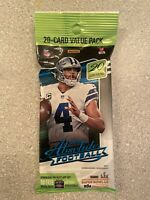 2020 Panini Absolute Football Value Fat Pack Factory Sealed 20 CARDS Kaboom PSA?