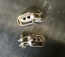 POLINI 50 X3 50cc FOOTPEGS - FULL BIKE BREAKING SPARES PARTS