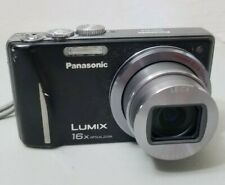 Panasonic LUMIX DMC-ZS8 14.1MP Digital Camera - Black *TAKES PICS BLACK SPOTS*