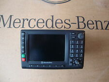 MERCEDES ML Class 320 350 430 500 55 Navigation Radio Tape Player (PERFECT)