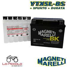 BATTERIA MAGNETI MARELLI YTX5L-BS SIGILLATA KTM EXC R 4T 450 2008 2009 2010 2011