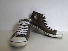 Converse All Star Chucks Sneaker Turnschuhe High Taylor Leder Braun Gr. 5,5 / 39