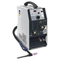 Máquina de soldadura acero aluminio TIG 200L AC DC HF INVERTER 011816 GYS 200 A