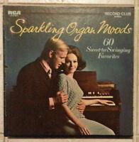 Sparkling Organ Moods - 60 Sweet to Swinging (5 x LP Box RCA CCS-0677) VG/NM