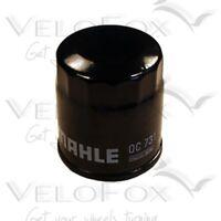 Mahle Oil Filter fits Vespa GTS 300 ie Super 2008-2014