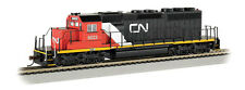 échelle H0 - Bachmann Locomotive diesel SD40-2 CANADIEN NATIONAL 67022 NEU