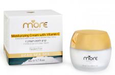 Cream Moisturizing Minerals Vitamin C MORE -BEAUTY Dead Sea- Cosmetics 50ml