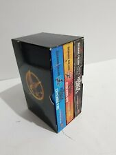 The Hunger Games Complete Trilogy Original Book Box Set, Suzanne Collins