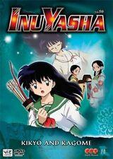 DVD - InuYasha Volume 50: Kikyo and Kagome - Yasunao Aoki - Naraku -Princess Abi