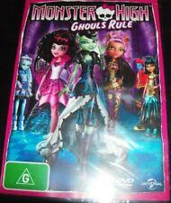 Monster High - Ghouls Rule (Australia Region 4) DVD – New