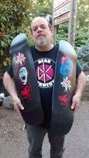 Blood Feast 2 Deck Set Slayer Metallica Exodus S.O.D.