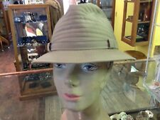 VTG 50s KANYON ROAD SMALL BRIM FEDORA HAT MARKED 7 BUT WILL FIT 7 1/8 TRILBY