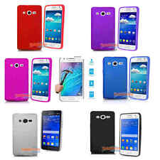 Funda GEL TPU LISA PARA SAMSUNG GALAXY CORE 2 G355H+ 1 PROTECTOR NORMAL OPCIONAL