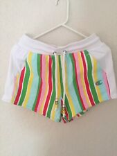 Champion Susan Alexandra Striped Shorts Urban Outfitters Colab