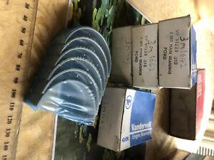 Ford capri v6 3000 essex Vandvell main bearings NOS 010
