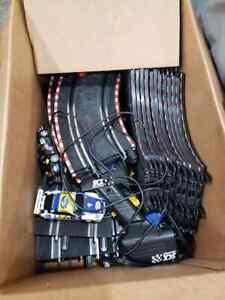 SCX Compact GT Racing Series 1/43 Scale Slot Car Racing Set Porsche