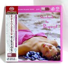 EDDIE HIGGINS Standards By Request 2nd (Vol. 2) Day SACD JAPAN IMPORT Venus New