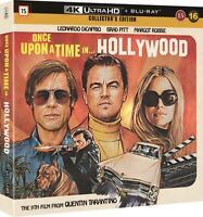 Once Upon a Time in Hollywood Limited Collectors Edition 4K UHD + Blu Ray