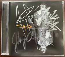 Staind Dysfunction CD Signed Autographed