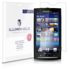 iLLumiShield Anti-Bubble/Print Screen Protector 3x for Sony Ericsson Xperia X10