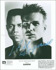 GLADIATOR MOVIE CAST - PHOTOGRAPH SIGNED WITH CO-SIGNERS