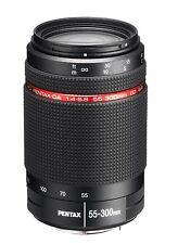 Pentax HD DA 55-300mm f/4-5.8 ED WR Lens - Open Box Demo 22270