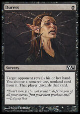 FOIL Costrizione - Duress MTG MAGIC M11 Eng
