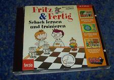 Fritz & Fertig Schach PC Fritz und Fertig Schach lernen und tranieren DEUTSCH