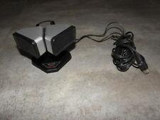 vintage STEREO MICROPHONE studio Philips N 8402 micro Mikrofon Stereomikrofon