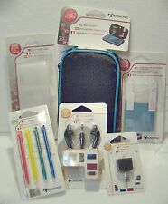 ULTIMATE 3DS, DSi, DS Lite SYSTEM GAMING BUNDLE NEW UNIQUE IE709 SEVERAL ITEMS