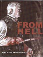 FROM HELL by Alan Moore and Eddie Campbell