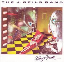 The J. GEILS BAND Freeze Frame US Press EMI 7 46014 2 1981 CD