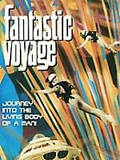 Fantastic Voyage (Special Edition), Good DVD, Arthur Kennedy, Raquel Welch, Edmo