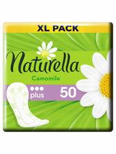 NATURELLA / Женские ароматизированные ежедневные прокладки Camomile plus