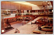 Minneapolis MN~Southdale Shopping Center~Buttrey's~Woolworth's~Escalators~1959