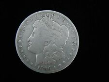1896-O Morgan Silver Dollar $1 Coin From the New Orleans Mint