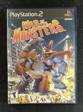 War of the Monsters **PS2**USED**