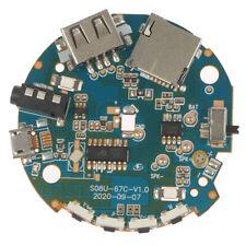 More details for 3.7-5v multifunction bluetooth receiver audio amplifier board mp3 decoder hf uk