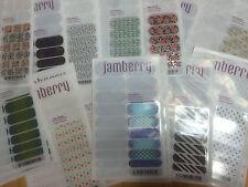 *New Pricing - Jamberry Nail Wraps - Disney Retired Htf - Half Sheets w/ Bonus