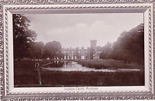 Yorkshire postcard SWINTON CASTLE, MASHAM early 1900's by A G Roberts