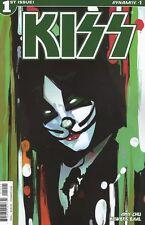 Kiss #1 Cover D CATMAN Comic Book 2016 - Dynamite