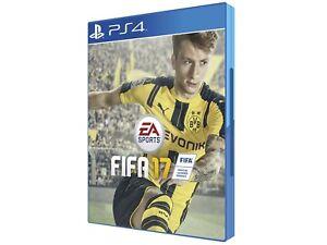 Fifa 17 Jeu Pour PS4 Italien - Utilisée IN Parfait Conditions - Sped. Tracée