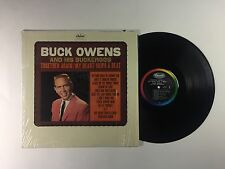 Buck Owens His Buckeroos Together US Capitol T2135 1964 VG+ In Shrink! 11E/I