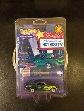 Hot Wheels Collectibles Hod Rod Magazine Special Edition '68 Camaro - NIP