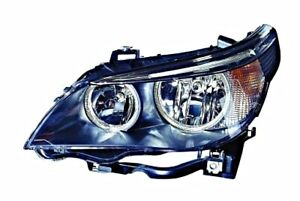 LED Headlight Front Lamp LEFT Fits BMW E60 Sedan 2003-2006