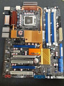 ASUS Striker II Formula (90-MBB890-G0EAY00Z) Mainboard Sockel 775 + Zubehör